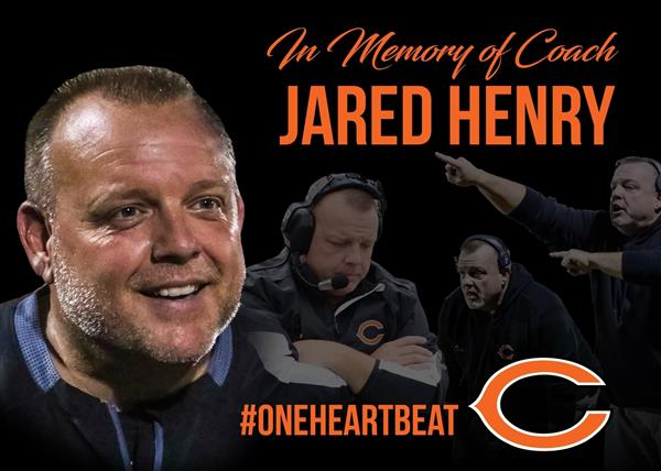 Rest in Peace Coach Henry