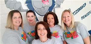 Central Elementary School Office Staff
