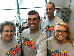 Central Middle School Office Staff