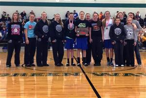 Girls 2014 District
